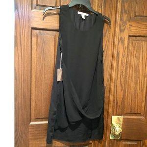 Forever21 New Blk Dress w/ crossover design